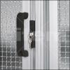 Cerraduras para puertas en aplicaciones industriales