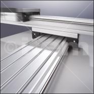 Guías lineales para aplicaciones industriales