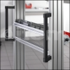 Asas para perfiles de aluminio