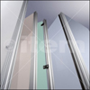 Paneles para perfiles de aluminio