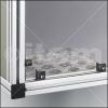Multiblocks para fijar paneles en perfiles de aluminio