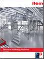 Catálogo PDF de escaleras y plataformas industriales de aluminio