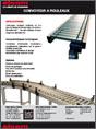 Elcom – Transportador de rodillos