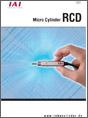 Portada catálogo RCD micro actuadores