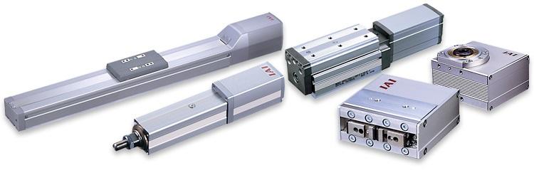 Actuadores eléctricos IAI
