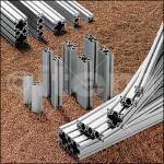 imagen perfiles de aluminio para aplicaciones industriales