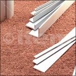 Pletinas y ángulos de alumino para todo tipo de aplicaciones